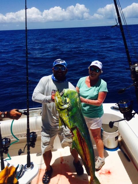 Dolphin charter fishing marathon fl keys for Marathon key fishing charters