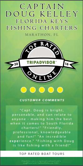 Captain Doug Kelley TripAdvisor Review